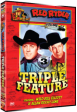 RED RYDER Western Triple Feature VOL 12
