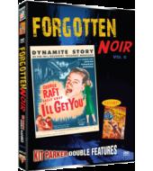 FORGOTTEN NOIR Double Feature VOL 6