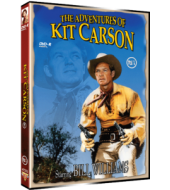 ADVENTURES OF KIT CARSON TV COLLECTION VOL 1