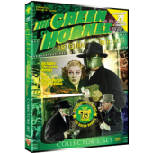 GREEN HORNET, THE  - 75th Anniversary Original Serials Collector's Set