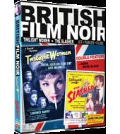 BRITISH NOIR Double Feature