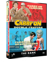 CARRY ON Double Feature VOL 3