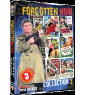 FORGOTTEN NOIR Collector's Set VOL 3