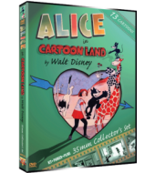 ALICE IN CARTOONLAND
