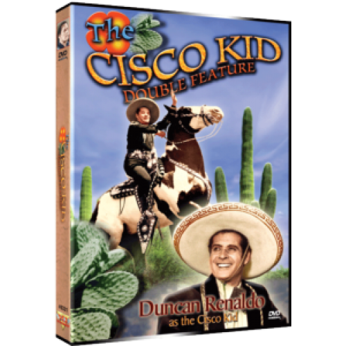 CISCO KID Western Double Feature VOL 1