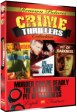 RENOWN PICTURES CRIME THRILLERS COLLECTION: PIT OF DARKNESS + THE MARKED ONE + MURDER CAN BE DEADLY
