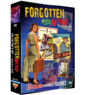 FORGOTTEN NOIR Collector's Set VOL 1