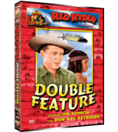 RED RYDER Western Double Feature VOL 3