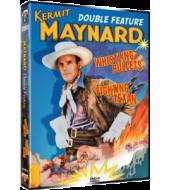 KERMIT MAYNARD Western Double Feature VOL 2