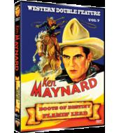 KEN MAYNARD Western Double Feature VOL 7