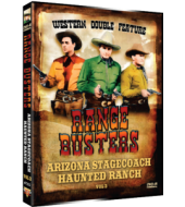 RANGE BUSTERS Western Double Feature VOL 3