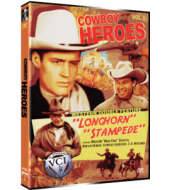 COWBOY HEROES Western Double Feature VOL 1