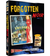 FORGOTTEN NOIR Double Feature VOL 5