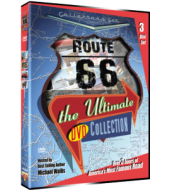ROUTE 66 - THE ULTIMATE DVD COLLECTION