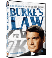 BURKE'S LAW SEASON ONE VOLUME TWO