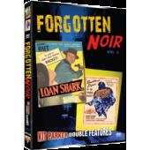 FORGOTTEN NOIR Double Feature VOL 2