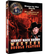 JOHNNY MACK BROWN Western Double Feature VOL 5
