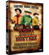 RANGE BUSTERS Western Double Feature VOL 2