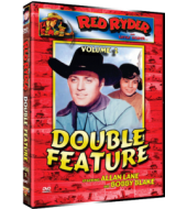 RED RYDER Western Double Feature VOL 2