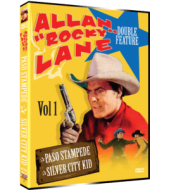 ALLAN ROCKY LANE DOUBLE FEATURE VOL. 1