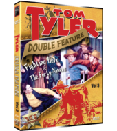 TOM TYLER Western Double Feature VOL 3