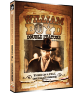 WILLIAM BOYD WESTERN Double Feature