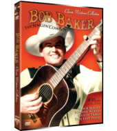 BOB BAKER CLASSIC WESTERNS - Four Feature