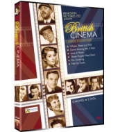 BRITISH CINEMA: RENOWN PICTURES COMEDY COLLECTION