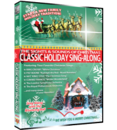 SIGHTS AND SOUNDS OF CHRISTMAS - Classic Holiday Sing-Along