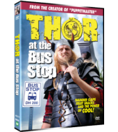 THOR AT THE BUS STOP Thunder Clap Special Edition