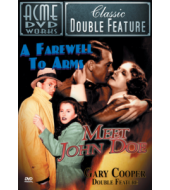 GARY COOPER Double Feature