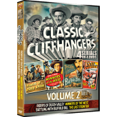 CLIFFHANGERS VOLUME 2