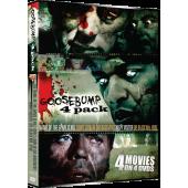 GOOSEBUMPS 4 PACK