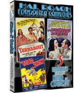 HAL ROACH FORGOTTEN COMEDIES (HOUSEKEEPER'S DAUGHTER, TURNABOUT, ROAD SHOW)