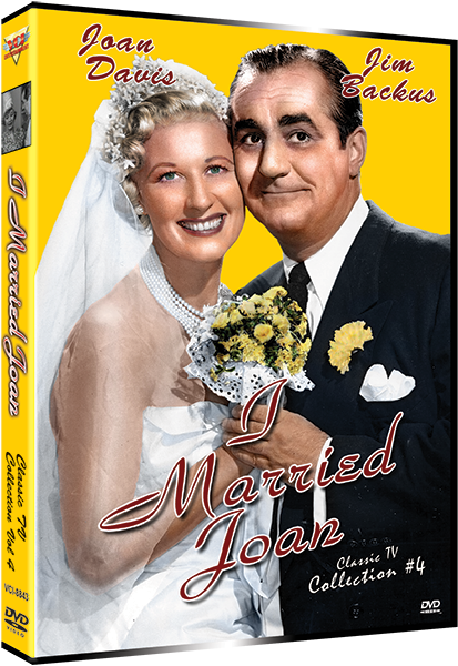 I MARRIED JOAN - CLASSIC TV COLLECTION VOL 4