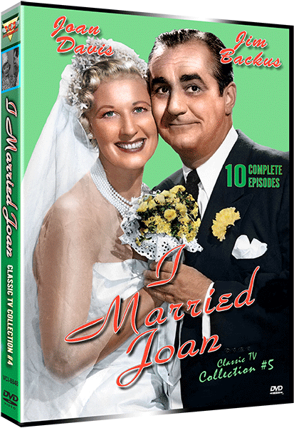 I MARRIED JOAN CLASSIC TV COLLECTION VOL. 5