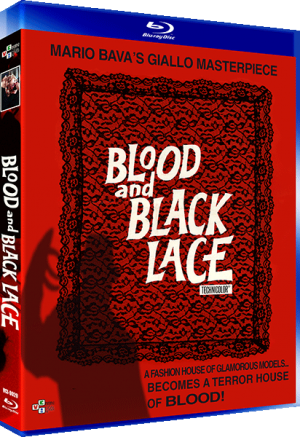 BLOOD AND BLACK LACE