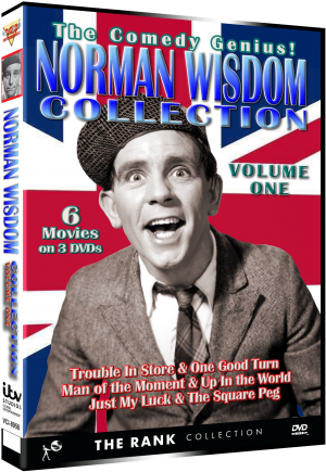 NORMAN WISDOM COLLECTION VOL. 1