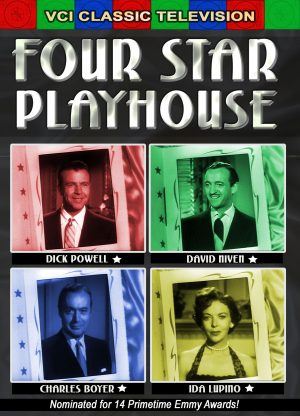 FOUR STAR PLAYHOUSE – CLASSIC TV SERIES VOL 1