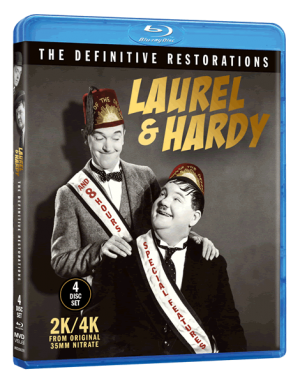 Laurel Hardy Definitive Restorations
