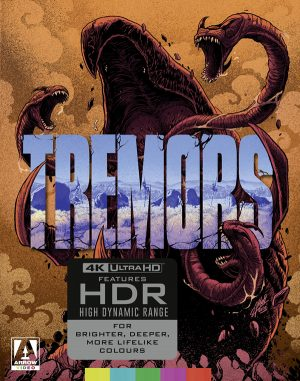 tremors 4k hd